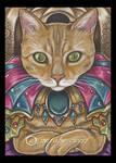 Bejeweled Cat 10