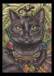 Bejeweled Cat 11