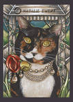 Bejeweled Cat 16