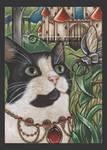 Bejeweled Cat 17