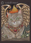 Bejeweled Cat 37