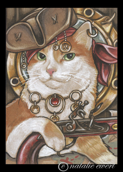 Bejeweled Cat 43 by natamon
