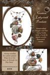 Custom Labyrinth Necklace