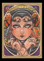 Halloween Queen 5 by natamon