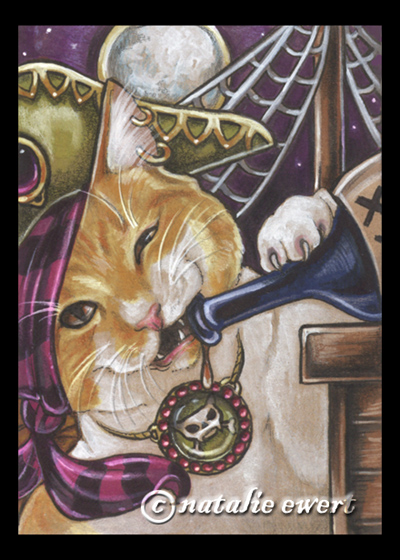 Pirate Cat 4 by natamon