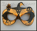 Lock Shock and Barrel Leather Mask