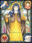Saint Catherine of Sienna