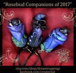Rosebud Compaion Pendants for 2017