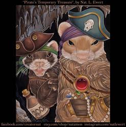 Pirate Ferrets Treasure