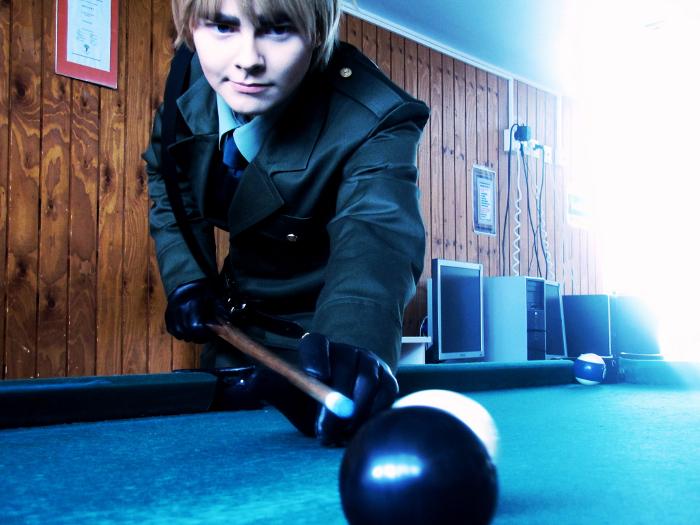 the 8-ball by hanskinuskij
