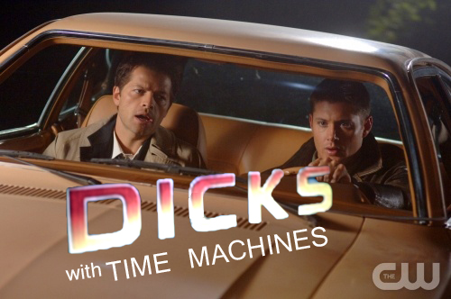 D---s with time machines by theflash13