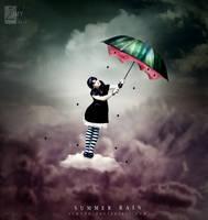 Summer Rain by emanrabiah