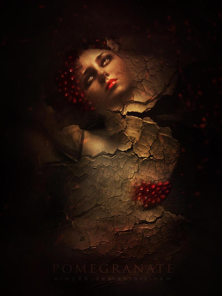 Persephone by emanrabiah