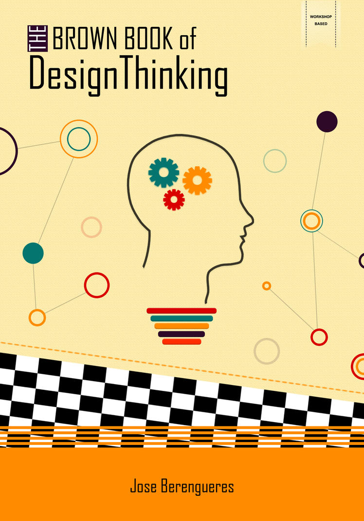 Design Thinking - Book cover - Sample2 by emanrabiah