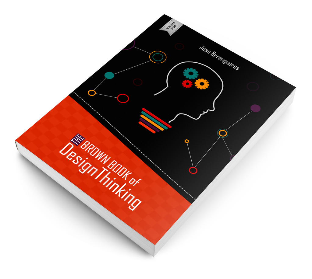 The brown book of design thinking [Book cover]