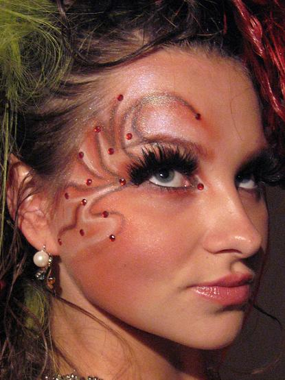 Wild Make-up by SuGaRwithSpIcE