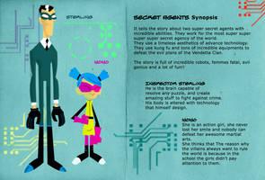 Secret AGents by Astroguaje