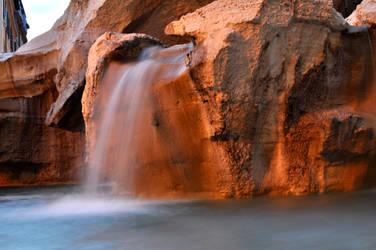 Fontana di Trevi by B-a-l-a-n-c-e