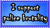 Police Brutality by Cat-Reaper