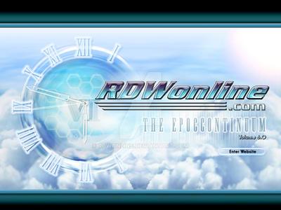 RDWonline v6.0: Splash by RDWonline