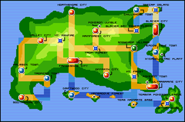 pokemonregionmap explore pokemonregionmap on deviantart