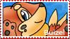 PKMN-Buizel Stamp 2 by rosa-pegasus