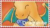 PKMN-Dragonite Stamp by rosa-pegasus