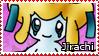 PKMN-Jiraci Stamp by rosa-pegasus