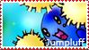 PKMN-Jumpluff Stamp by rosa-pegasus