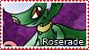 PKMN-Roserade Stamp by rosa-pegasus