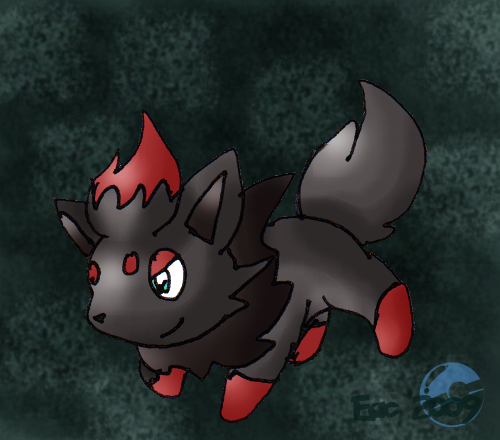 dragon type zorua and - photo #30