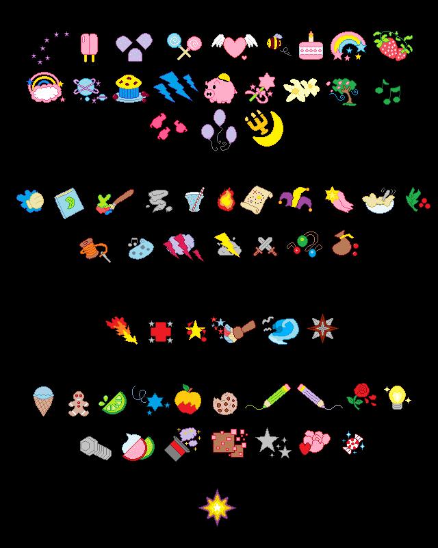Cutie Mark Creators by Hourglass-Vectors on DeviantArt |Mlp Random Cutie Marks