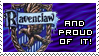 Ravenclaw Stamp by rosa-pegasus