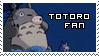Totoro Fan Stamp