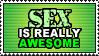 SEX Stamp by Ryugexu