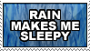 Rain Stamp by Ryugexu