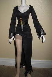 BJD Cosplay Elvira by Ryugexu