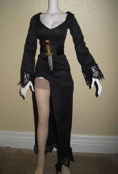BJD Cosplay Elvira