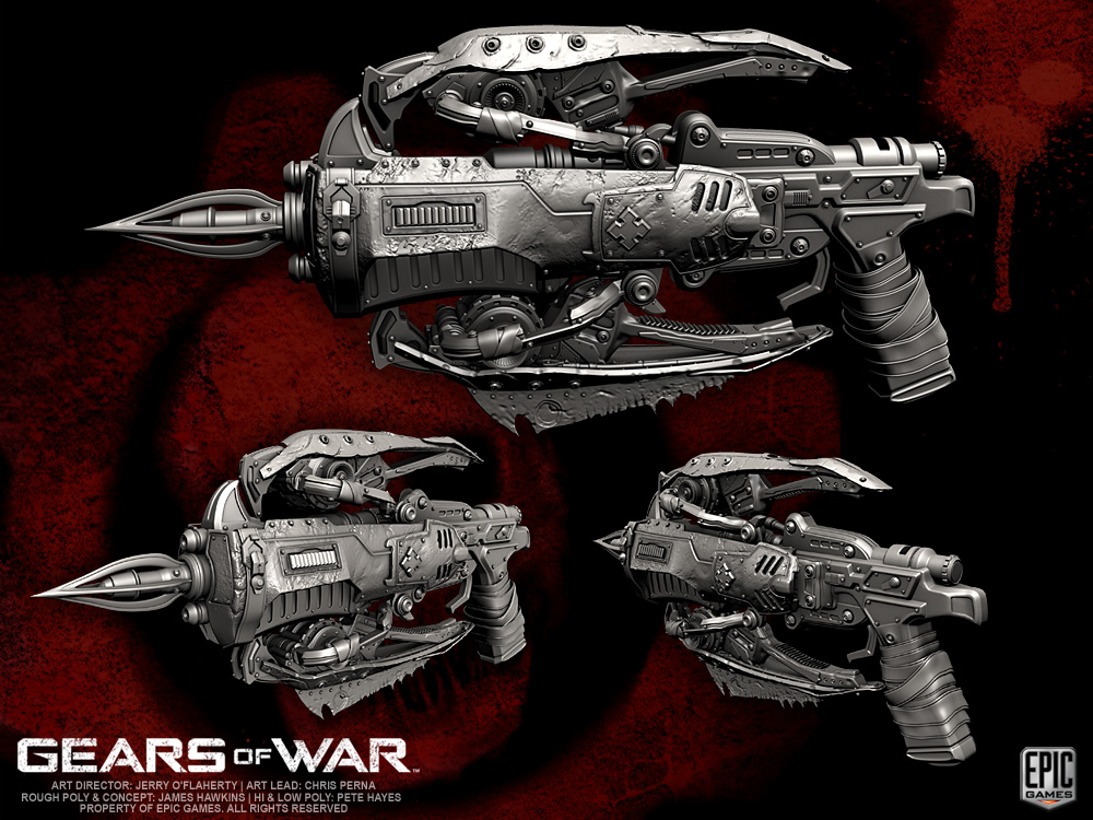 gears of war how to buy coloured weapons