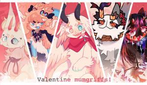 Valentine mumgriff adoptable!