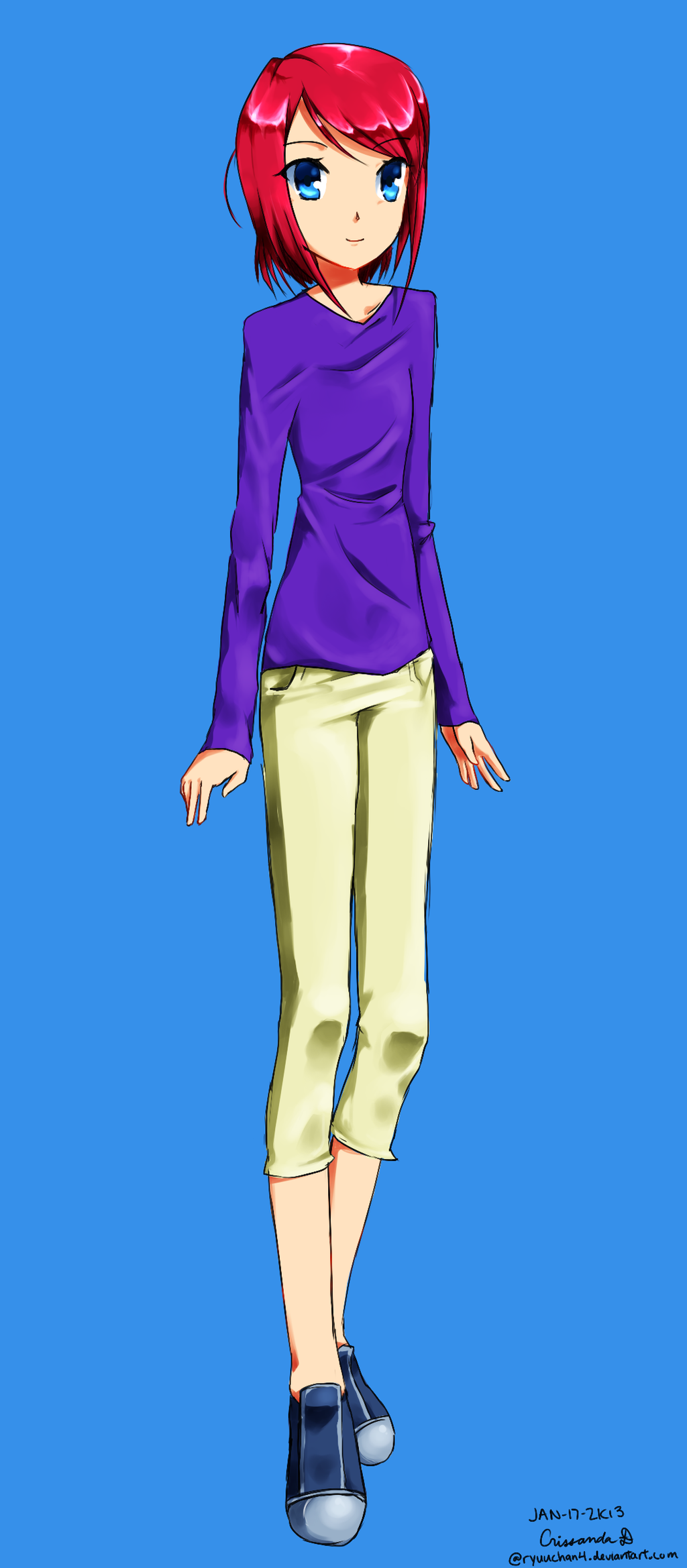 Hana by Ryuuchan4