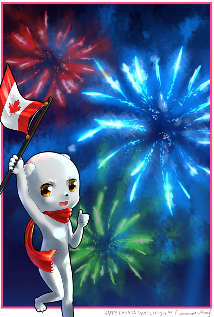 Happy Canada Day! by Ryuuchan4