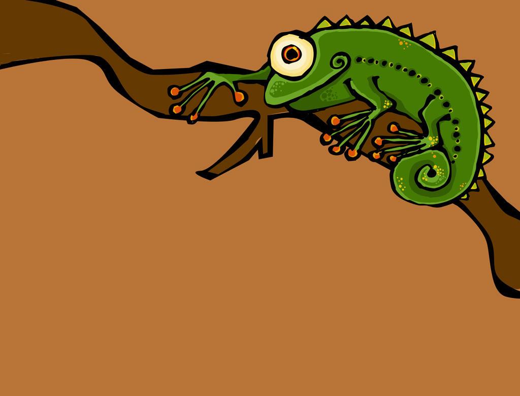 camaleon by bigua