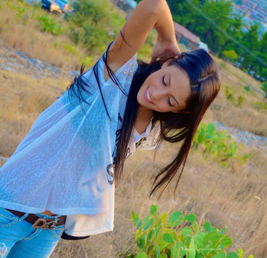 Smile by nadiamov