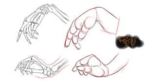 Gesture Practice : Hands Part 3
