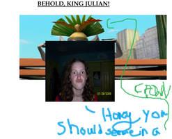 King Julian