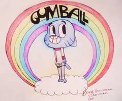 Gumball by BrandiShermanGermana