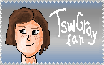 TSWGray Fan Stamp by Kuna-Hero