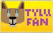 Tylu Fan Stamp by Kuna-Hero