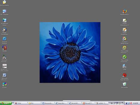 Desktop as of 29th August 2005